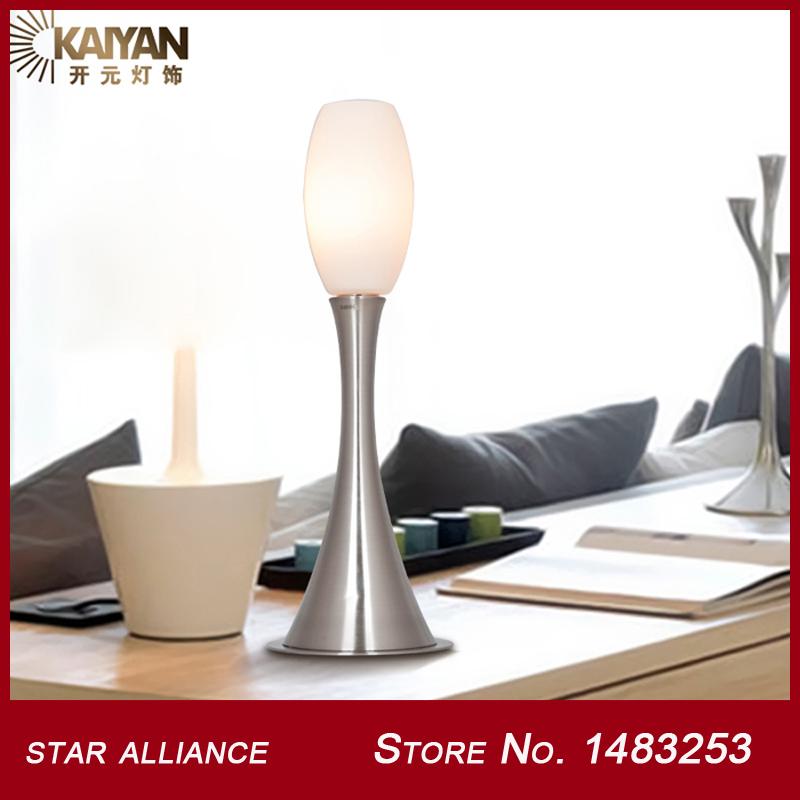 HOT LED Dimmable Table Night Light Stainless Steel Chrome Lamp G9 Socket 220V Dinner/Reading Candlelight Desk Lamp Wholesale(China (Mainland))