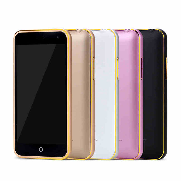 M1 Note mini Ultra Thin thin Metal Aluminum + Dull Polish Plastic Back Case Cover for Meizu M1 note mini 5.0 inch Phone bags(China (Mainland))