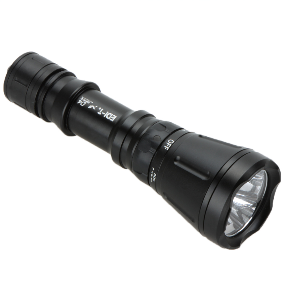 Top Quality 3*CREE XM-L T6 5000LM 8-Mode LED Diving Flashlight Torch Brightness Waterproof 60m White Light LED Torch(China (Mainland))