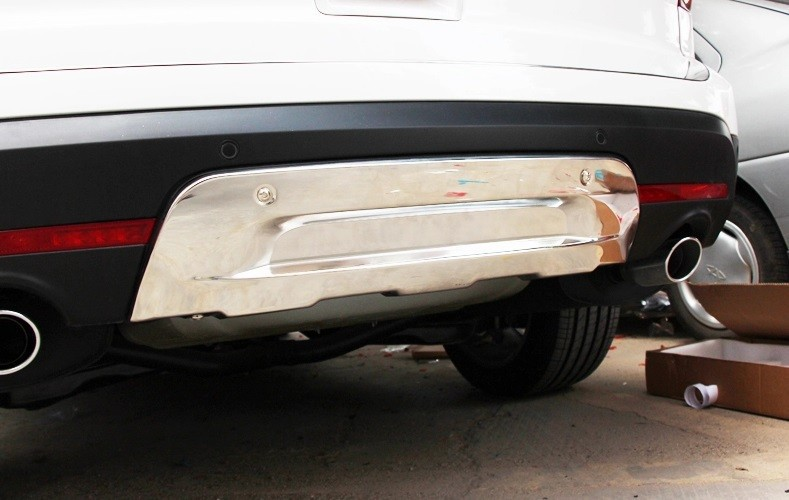 Accessories for ford explorer only rear bumper sill plate 2013 ford explorer exterior accessories