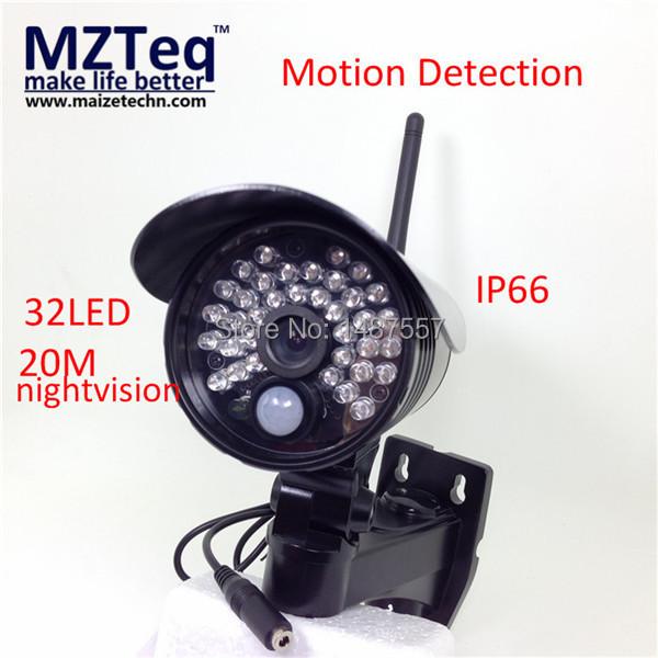 2.4Ghz Digital waterproof wireless camera with IP66 capacity(China (Mainland))