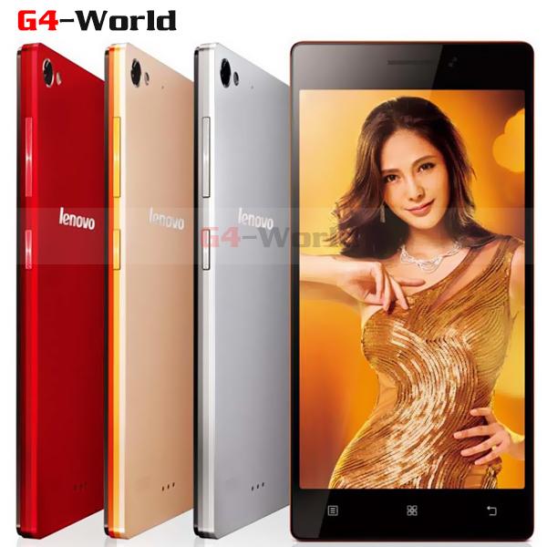 Original Lenovo Vibe X2 FDD-LTE 4G 2GB RAM 32GB ROM Smart Phone MTK6595 Octa Core 5 inch 1920*1080 13MP Camera Android4.4 - G4-World store