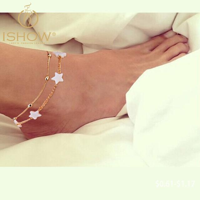 Новый браслет ног ювелирные изделия браслеты tobilleras сердца простых ножные браслеты ...