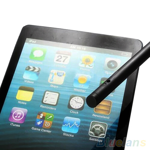 2 in 1 Universal Capacitive Touch Screen Pen Stylus For Tablet PC Mobile Phone Smartphones 1U6B