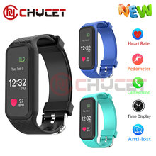 Buy Chycet L38I Smart Bracelet Full Color Screen Bluetooth 4.0 Heart Rate Pulse Monitor Smart Fitness Bracelet smartband PK miband for $25.76 in AliExpress store