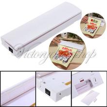 Versandkosten neuen kunststoff lebensmittel Fleisch lagerung saver beutel heißsiegel verschließen sealer handbuch näher pressmaschine(China (Mainland))