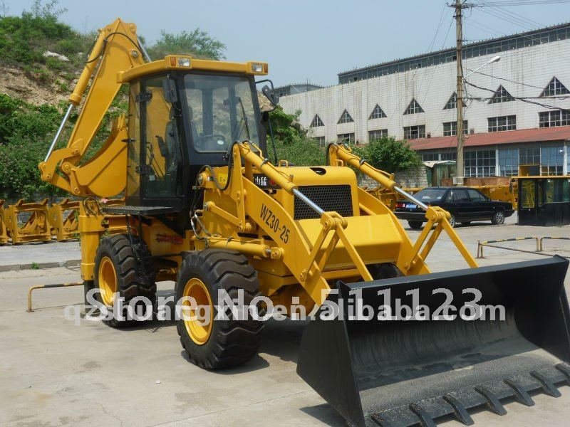 CE Approve sx30-25 mini backhoe loader and backhoe loader with machinery(China (Mainland))