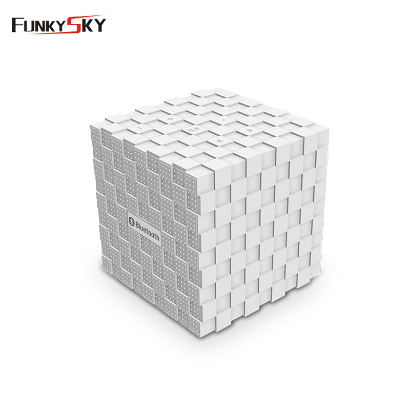Funkysky Bluetooth Speaker Portable Wireless Handsfree  Built in Mic MP3 Subwoofer with Detachable Battery 2016 New<br><br>Aliexpress