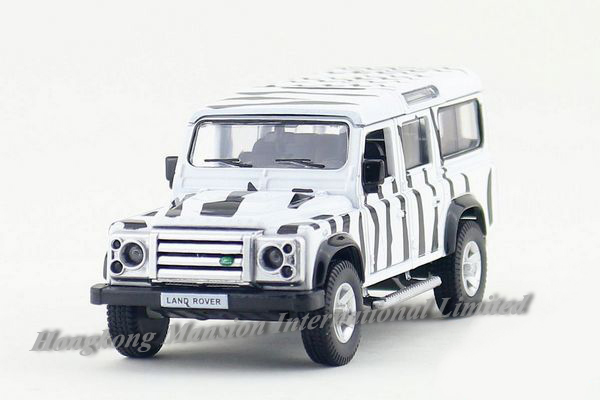 136 zebra-stripe For TheLand Rover Defender (3)