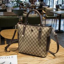Designer de luxo bolsas femininas sacos designer mulher mensageiro sacos mulher 2019 genuíno casual grande capacidade ombro(China)