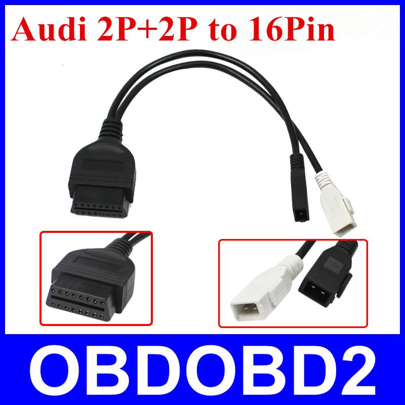 Купить кабель диагностический obd2 разъем для sang yong14pin obd2 женский диагностики адаптер автомобильный кабель