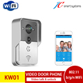 Knox Wireless wired video intercom wifi peephole door camera wireless video phone support two way intercom
