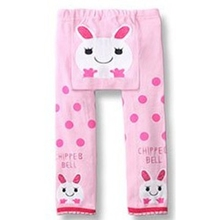 Cartoon PP Pants Baby Romper Newborns Cotton Tights Tousers Cute Kid Wear Soft Comfortable