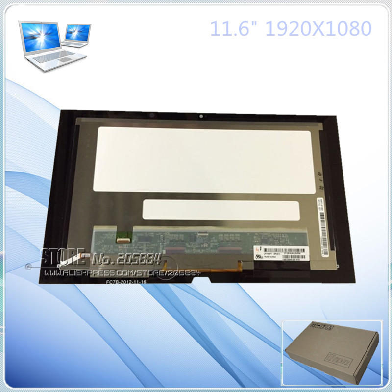LP116WF1 -SPA1 FOR SONY D11229CCB D11228 touch screen<br><br>Aliexpress