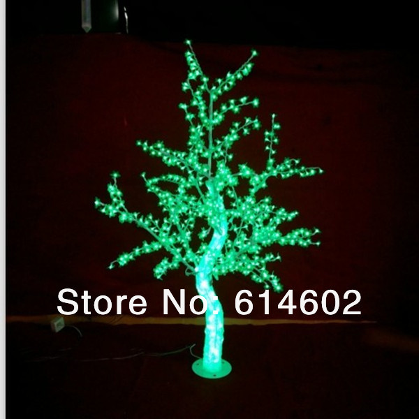 Christmas Decorative Artifical Led Tree Light Of Cherry Outdoor Garden(China (Mainland))