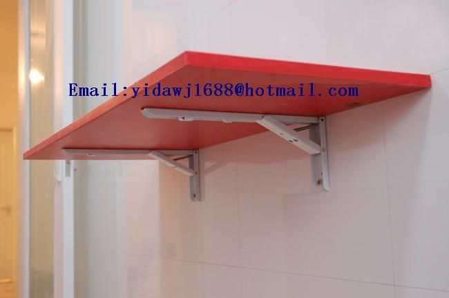Furniture hardware multi-function folding hinge