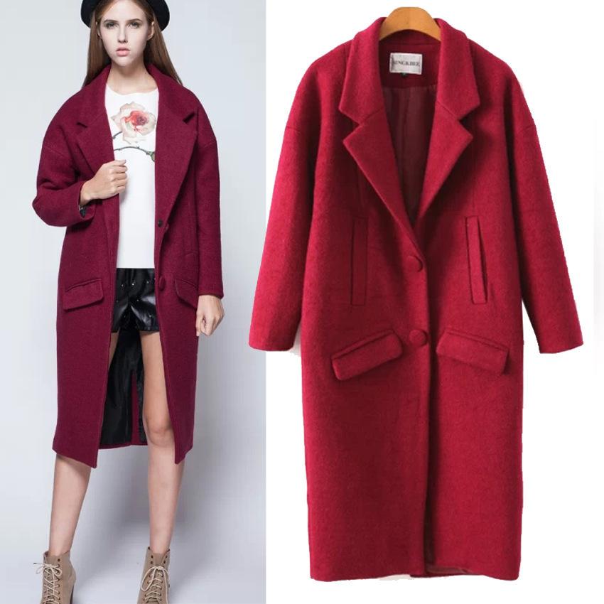 Winter Wool Coats On Sale
