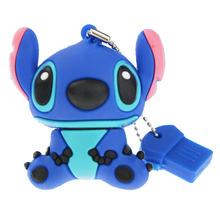 Cartoon Stitch Super Heros Pen Drive Minions Flash Memory Stick Pendrive 4Gb 8Gb 16Gb 32Gb 64Gb Usb Storage Device