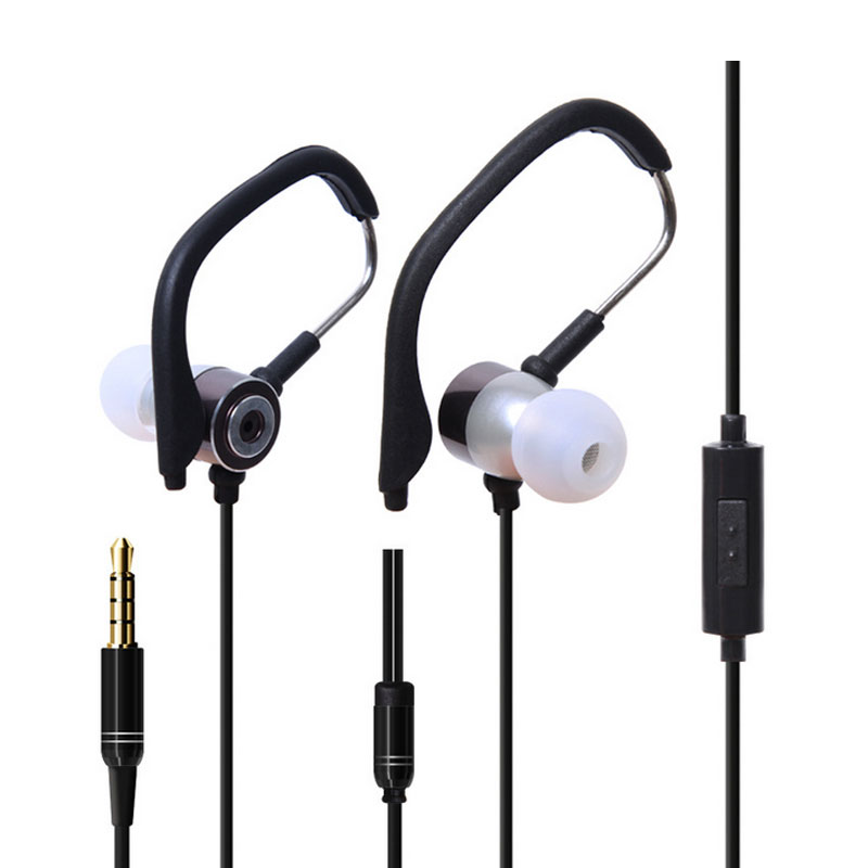 Earphones wired bass - earphones huawei am16