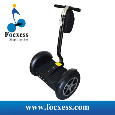 Focxess F1 Two wheel electric self balance scooter vehicle lastest torque spring turning mechanism - High Tech Limited store