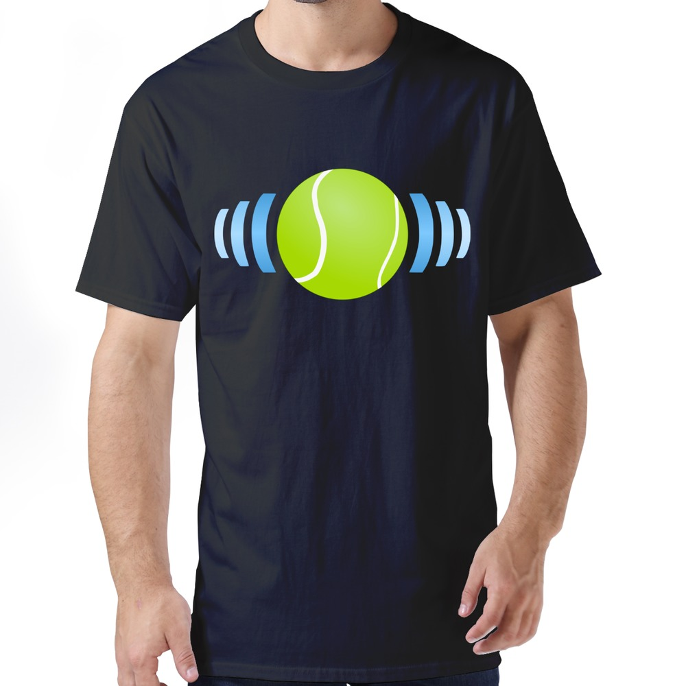 Simple Style Custom Made Tennis 2015 men's Short Sleeve 100% Cotton t shirts Free Shipping Men T Shirts(China (Mainland))