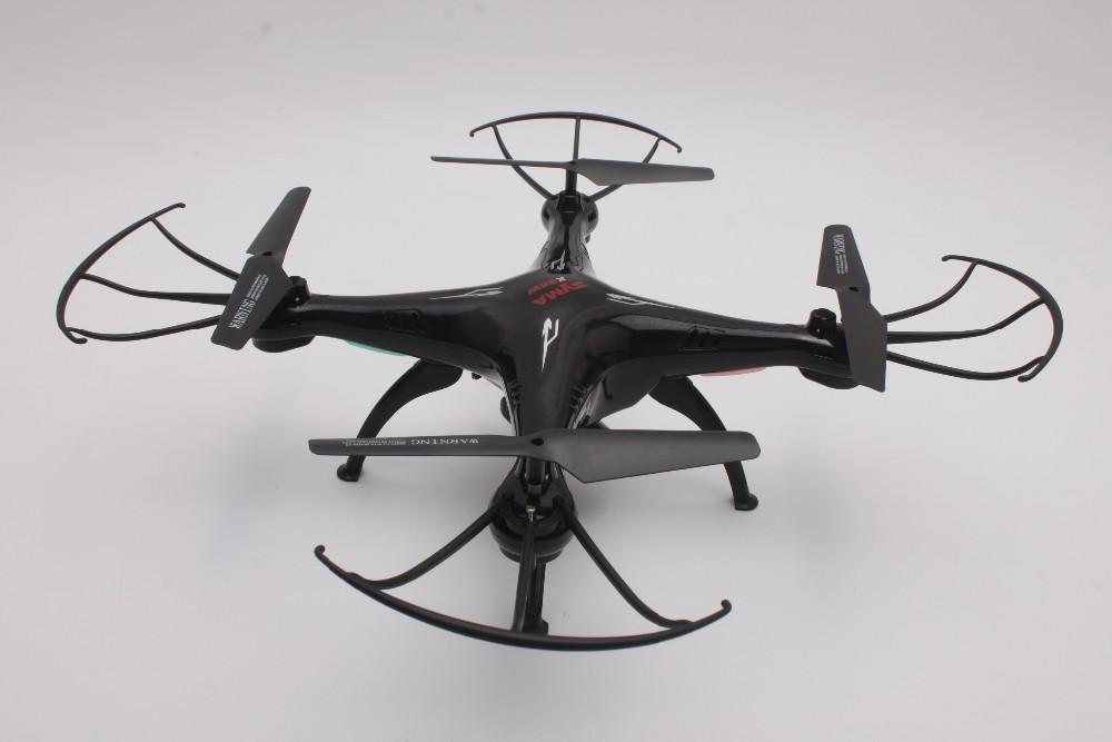 X5SW black rc quadcopter