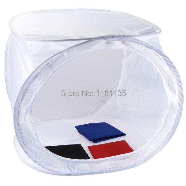50 *50* 50cm Photo Studio Soft Box Light Shooting Tent Cube Softbox For Camera Free Shipping(China (Mainland))