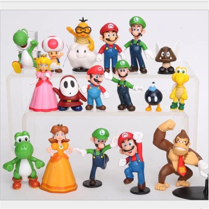 Super Mario Bros 1set 1