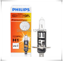 Hot genuine big car near light bulb H1 12V55W high beam bulbs 2pcs / lot free shipping!(China (Mainland))