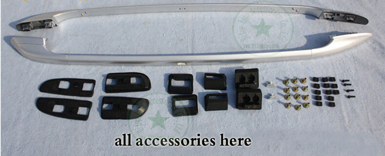 Original Style For RDX Roof Bar Rack Rail Luggage Cross Barinstall
