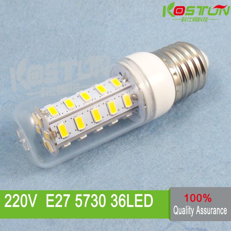 Гаджет  4X 36 SMD 5730 E27 led corn bulb lamp, Warm white /white led lighting led corn lighting lamps ,free shipping None Свет и освещение