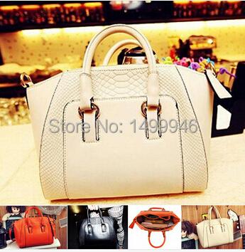 product 2014 women's leather handbag women's fashion shoulder bag fashion handbag vintage messenger bag cowhide big bags