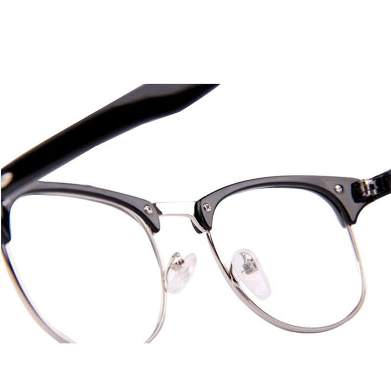 fashion reading glasses bk9e  Fashion Reading Glasses Men Oculos De Grau Male Computer Eyeglasses  Brand Designer Plain lenses Lentes Gafas