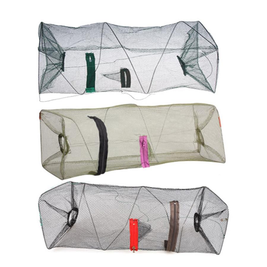 FE# Hot New Crab Fish Net Crawdad Shrimp Minnow Fishing Bait Trap Cast Dip Net Cage 2016 Free Shipping<br><br>Aliexpress