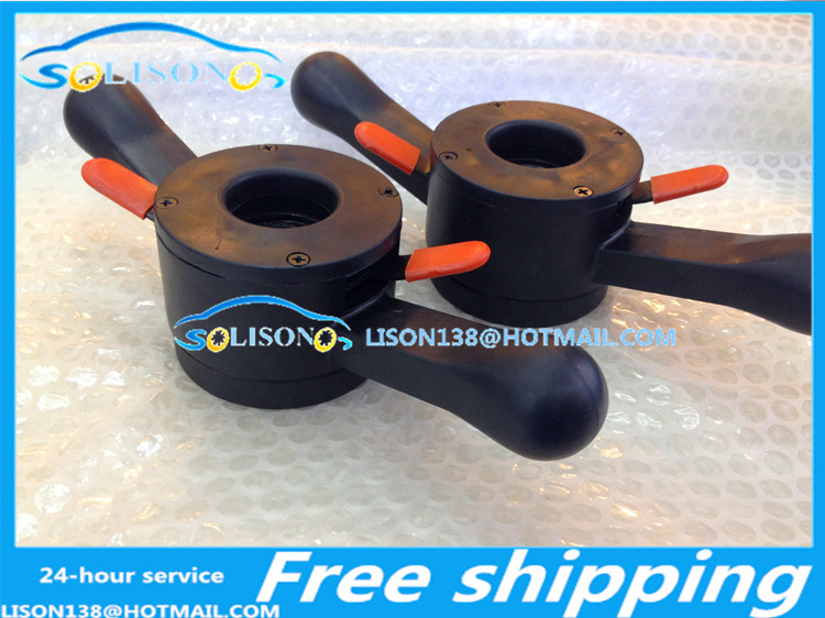 Motorcycle Parts Wheel Balancer quick nut nut inside diameter of 36mm Free Shipping balance(China (Mainland))