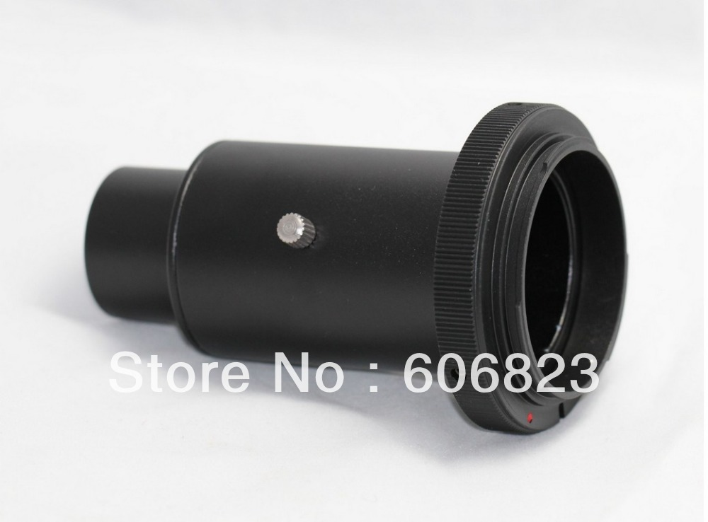 "New Canon EOS Bayonet Mount To Telescope Extension Tube 1.25"" Adapter(China (Mainland))"