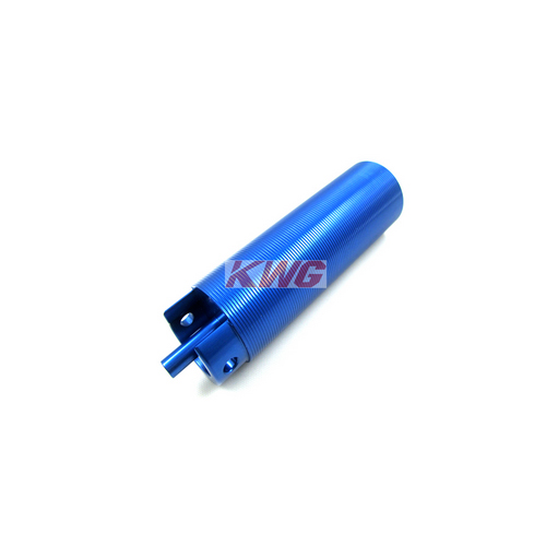 KWG AEG AK Cylinder Set Aluminum OR Stainless Steel One Piece for V3! The inner wall is smooth, anodized, Teflon Technology(China (Mainland))