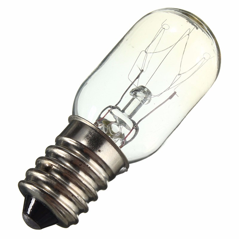 E14 15W/25W SES High Temperature 300 Celsius Warm White Oven Cooker Refrigerator Heat Resistant Light Bulb Lamp AC220-230V(China (Mainland))