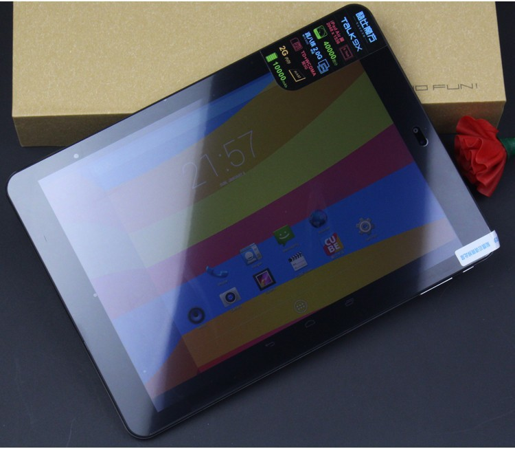 Планшетный ПК Cube 9,7 9 X 4.4 MT8392 Tablet PC SIM 2 32 IPS 2048 X 1536 Android 8.0MP Cube Talk9X U65GT