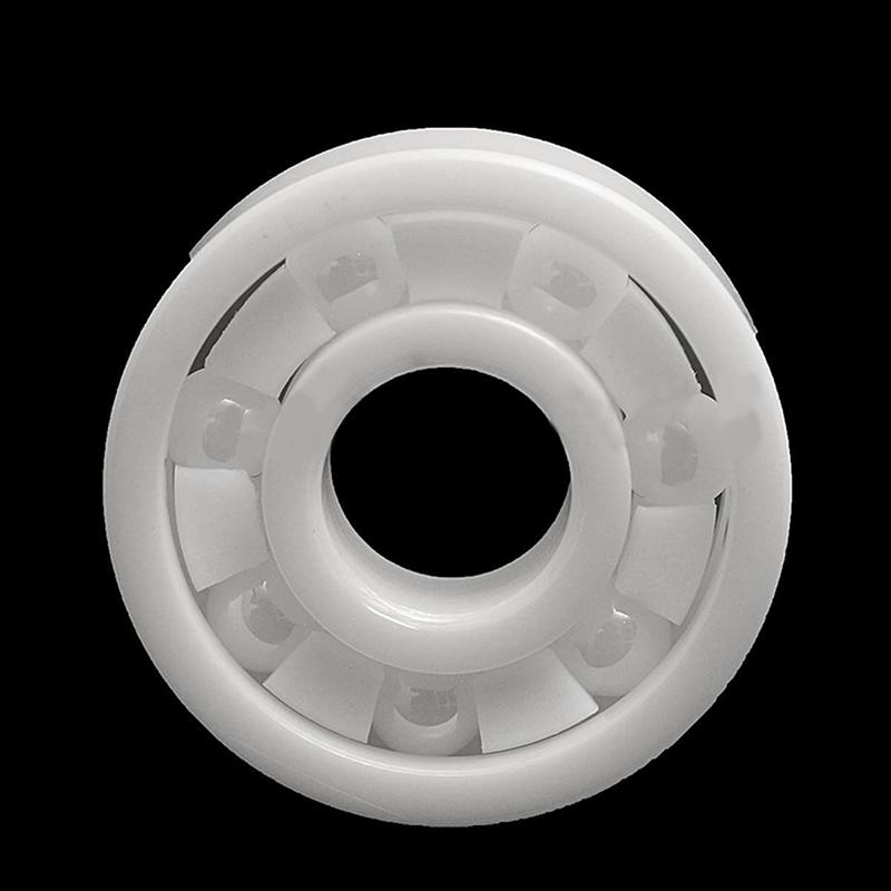1pc New ZrO2 Full Ceramic Bearing 608 Zirconia Oxide Ceramic Ball Bearing 8mm*22mm*7mm(China (Mainland))