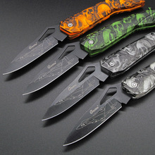 New Ghillie Mini Pocket Folding Blade Knife Fruit Knife Gift Collecting Knives Outdoor Camping Survival Tools(China (Mainland))