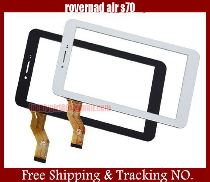 Original 7 inchinch Prestigio Multipad Touch screen Tablet Roverpad AIR S70 3G HD TM712 Screen Digitizer Glass Replacement - Peace Striver Store store