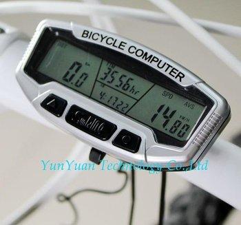 Bicycle Computer bike Odometer Speedometer 100pcs/lot