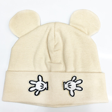 8 24 Month Baby Hats Infant Cartoon Spring Summer Newborn Hat Boys Girls Cute Warm Mouse