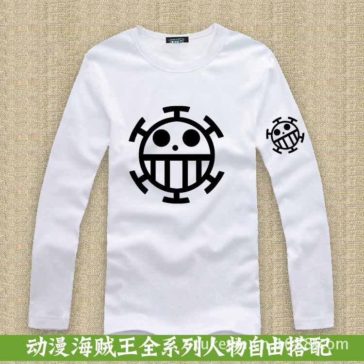 Buy One Piece Trafalgar Law T Shirt Long