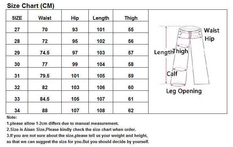 jeans size conversion chart All jeans sizes are listed as the designer's size scheme and are derived from waist measurements. To get your correct size you should measure the smallest part of your waist - the measurement in inches should be your true jeans size.