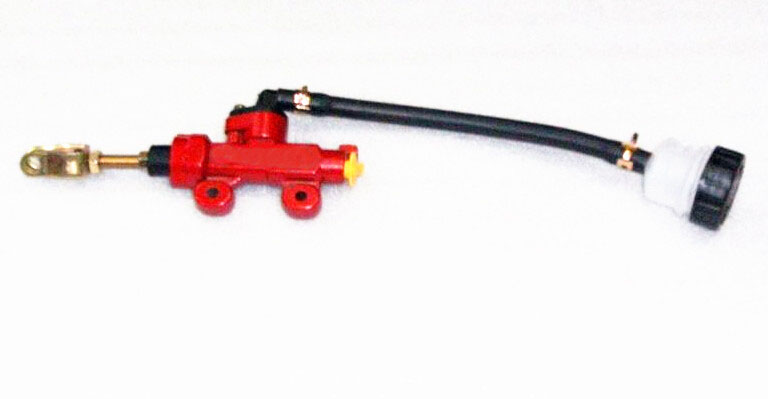 2016 new Motorcycle refit disc motorcycle refires back pump bmbo disc after pump assembly Brake Pump red one hot(China (Mainland))