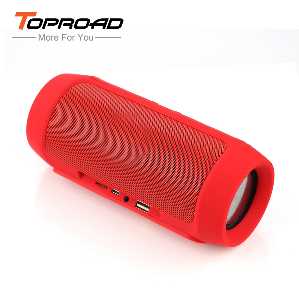 CHARGE 2+ Bluetooth Big Voice Speaker Portable Wireless Stereo Surround Music Sound Box with USB Charge Out Altavoz Handfree TF(China (Mainland))