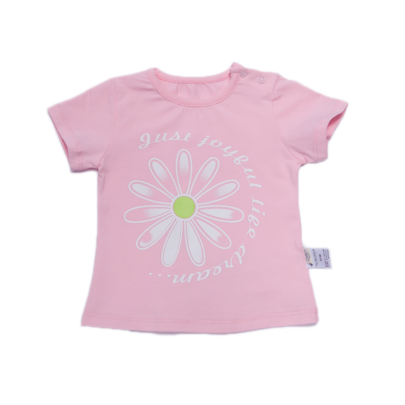 sunflower baby girls t shirt short sleeve kids clothes summer baby clothing size 1-3t baby tees brand 2016 new arrival(China (Mainland))