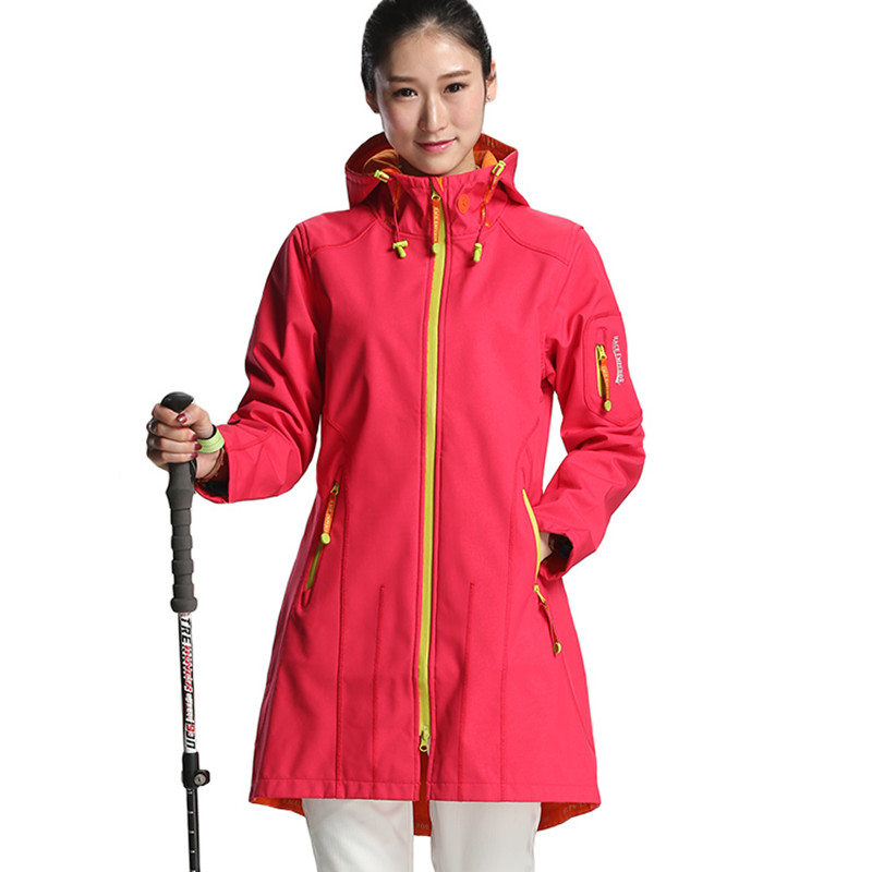 Spring Outdoor Camping Women Jackets Waterproof Quick Dry Plus Size Softshell Women Hiking Jackets Mountain China Shop Online(China (Mainland))
